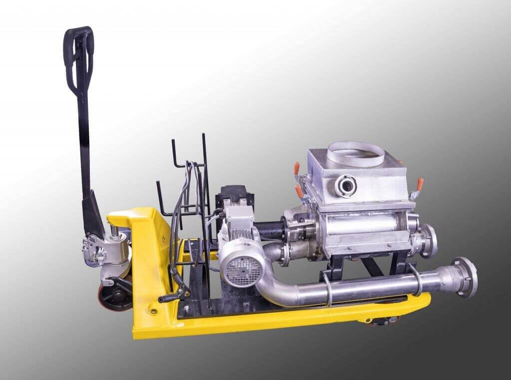 Engineering Services Hull - Mobile Valve Unit