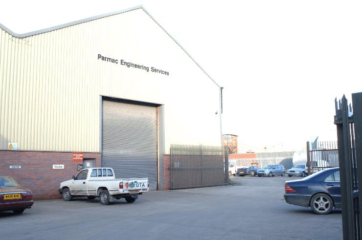 Engineering Company Hull - Warehouse